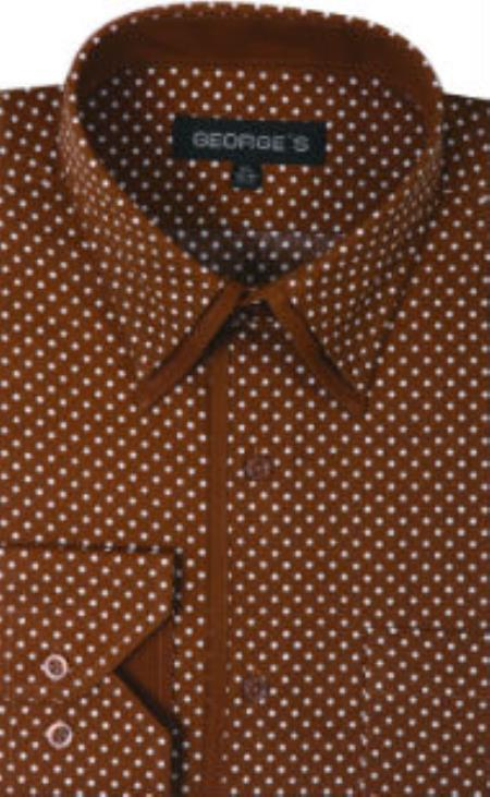 George 100% Cotton Polka