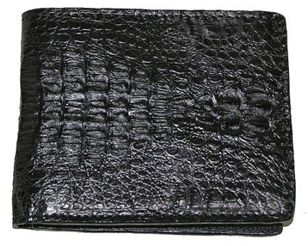 Product# YX18 Wallet ~ billetera ~ CARTERAS Hornback Wallet Liquid Jet Black