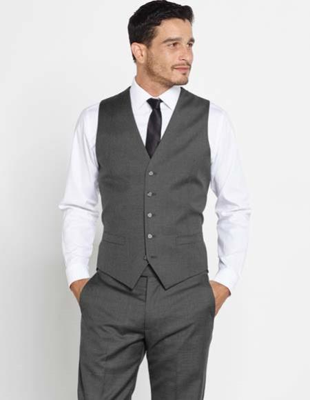 Mens Groomsmen Attire Outfit