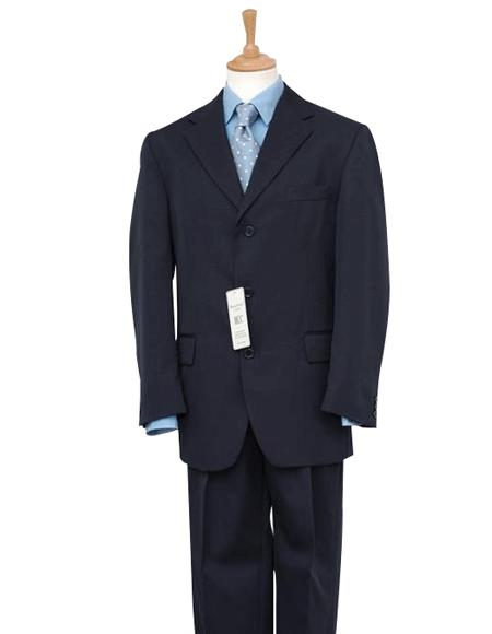 Navy Blue Shade Single Breasted Discount Discount Dress 2/3/4 Button Style Cheap Suit