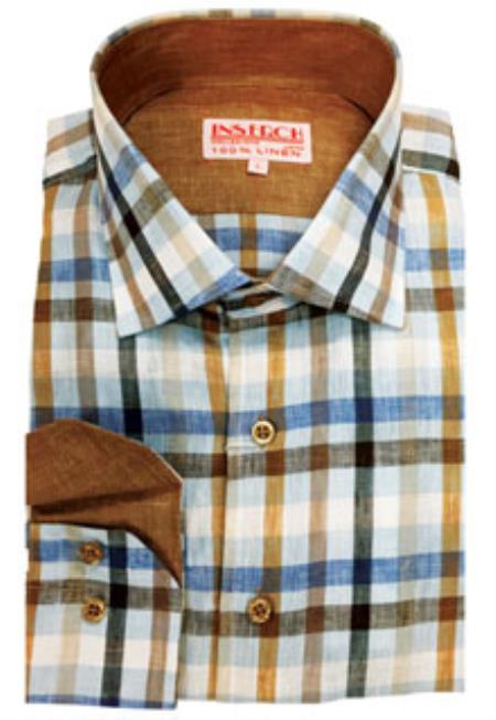 Linen Dress Shirt Online
