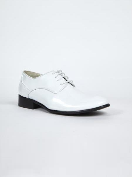 Dress Shoes for Online White