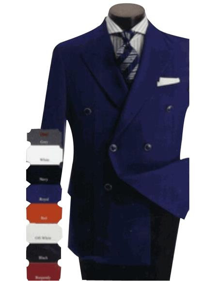Fashion Double breasted Blazer Online Sales Sport coat Available in many colors