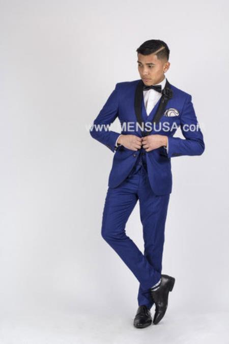Tuxedo Formal Looking Blazer