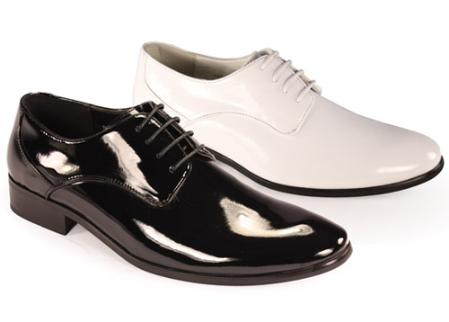 Oxfords Tuxedo Formal Classic