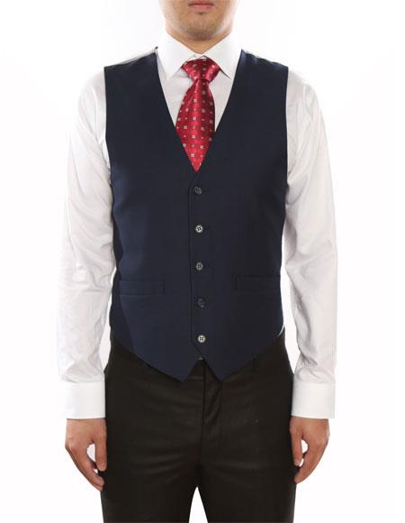 Mens Single Breasted Classic