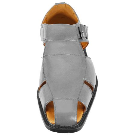 Product# JSM-3292 Men's Gray Sandal