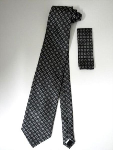 Neck Tie Set Dark