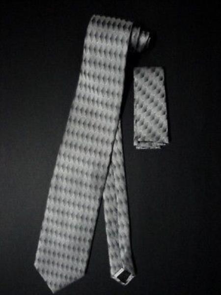 Neck Tie W Hankie