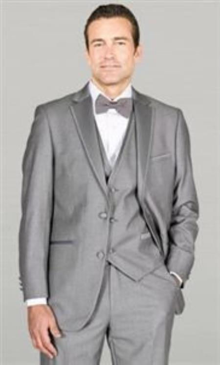 Tuxedo Grey ~ Gray