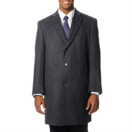 Ram Grey Cashmere Blend