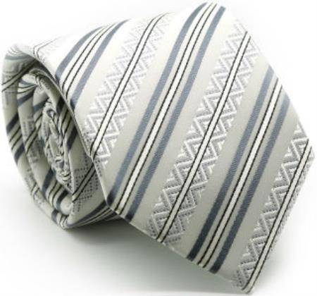 Premium Ziggy Striped Ties
