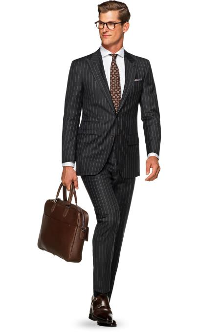 Mens Pinstripe Pattern 2