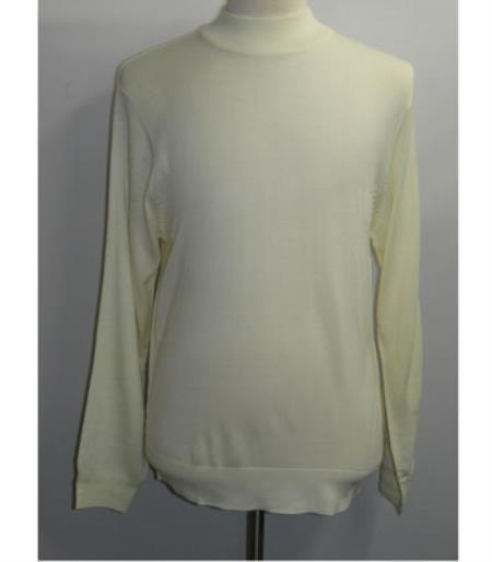 Mens INSERCH Mock Neck