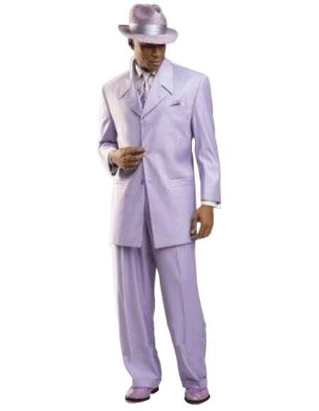 Beautiful Lavender Fashion Dress With Nice Cut Smooth Soft Fabric