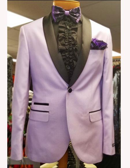 Mens Lavender ~ Lilact