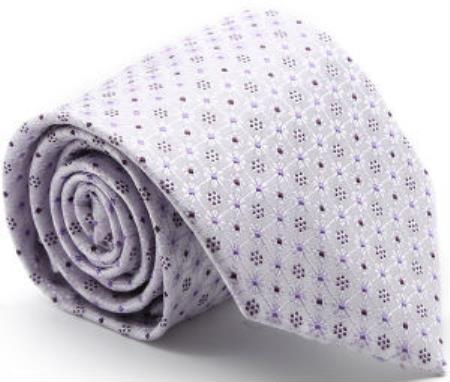 Premium Flower Pattern Ties