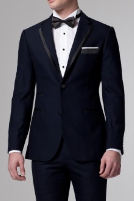Product# ER7834 Essential Midnight Blue Tuxedo