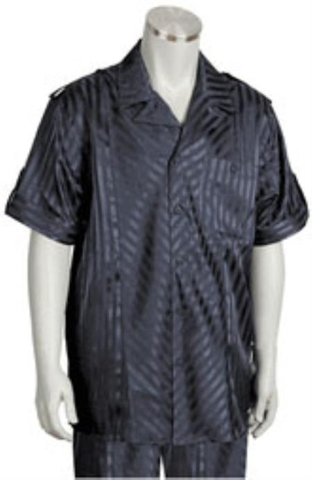 Product# KA8099 Leisure Walking Suit Short Sleeve 2piece Walking Suit