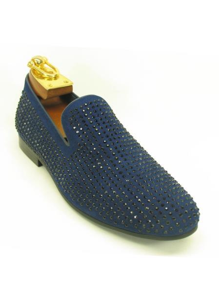 Mens Fashionable Carrucci Slip
