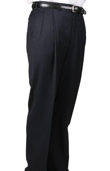 55% Dacron Polyester Navy