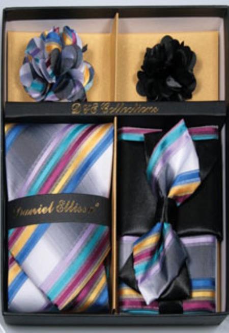 Daniel Ellissa Straight Stripes