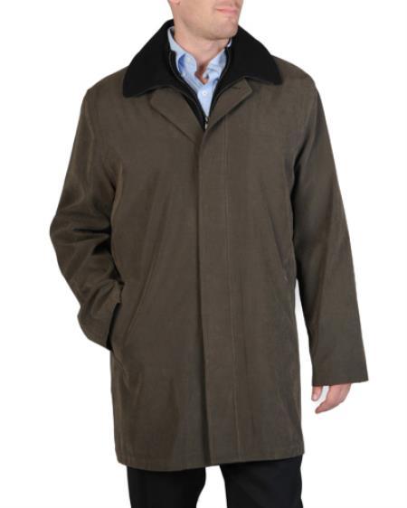 3/4 Length Rain coat