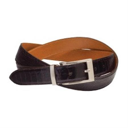 Ostrich Leg Belt Available