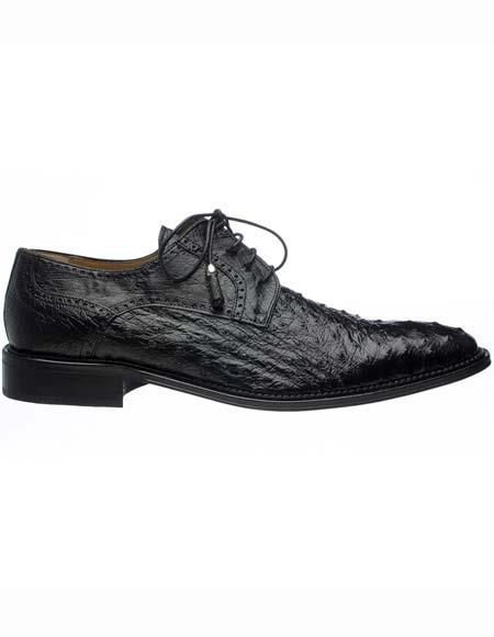 Mens Ferrini Tasseled Lace
