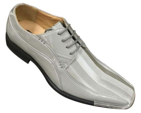 Elegant Synthetic Upper Oxfords