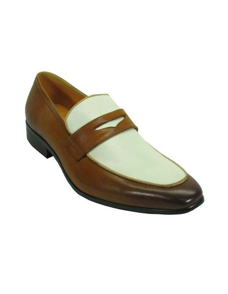 Mens Carrucci Fashionable Two