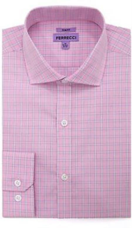 Ferrecci Pocket Button Down