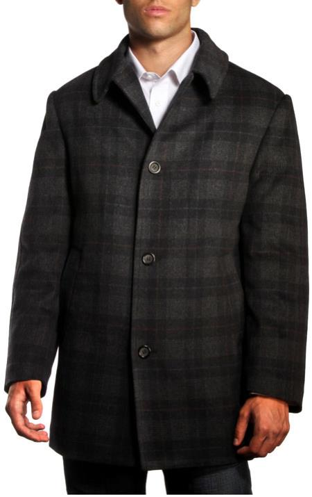 Jean Paul Germain Plaid