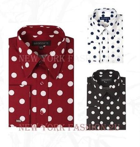 Fashionable Cotton Polka Dots