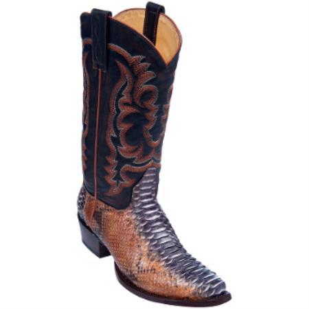 Los altos Boots- python