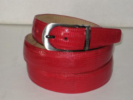 Genuine Authentic red color