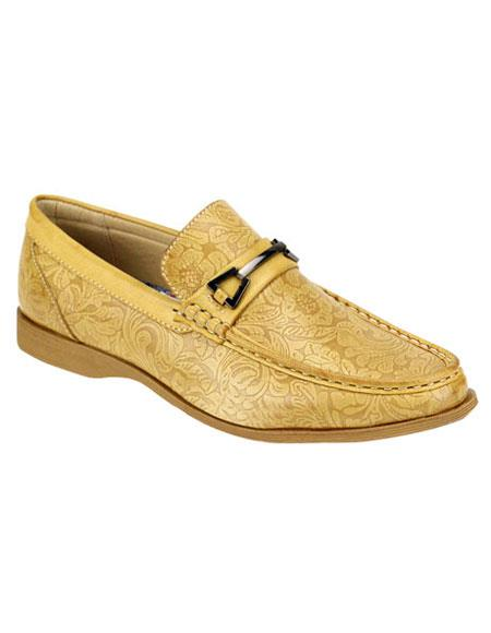 Mens Casual Slip-On Loafer
