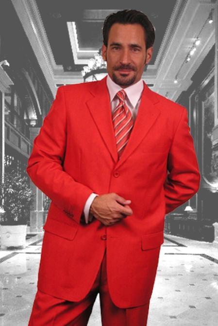 Elegant Solid red color