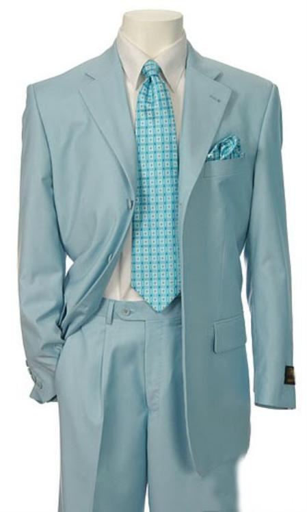 EMIL_C7 Multi-Stage Party Suit Collection Light Blue ~ Sky Blue