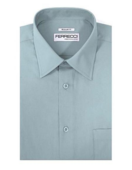 Mens Ferrecci Regular Fit
