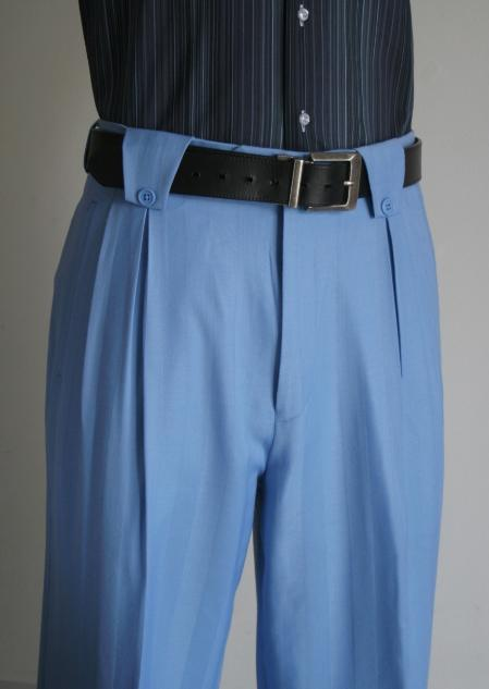 Mens Wide Leg Dress Pants   Gpant