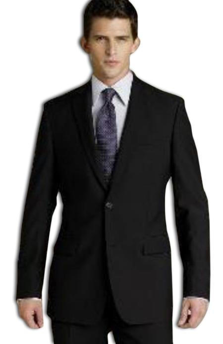Product# WVL753 Retail $795 UMO Collezion 100% Solid Liquid Jet Black Wool Fabric 2 Button Style No Pleated Slacks Suits for Online