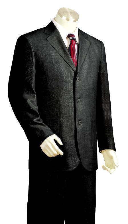 3 Button Style Fashion