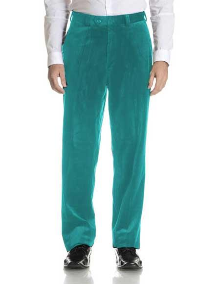 Mens Modern Fit turquoise