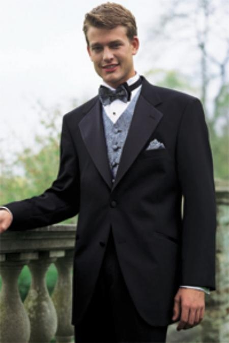 Tuxedo Package Superior Fabric