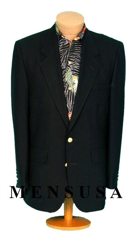 Product# BR22 Exclusive 2 Button Style Texture Liquid Jet Black Blazer Online Sale SUIT or JACKET