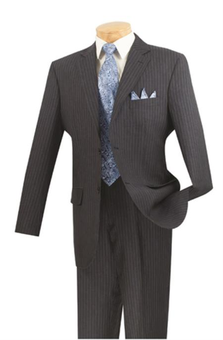 2 Button Style Suits