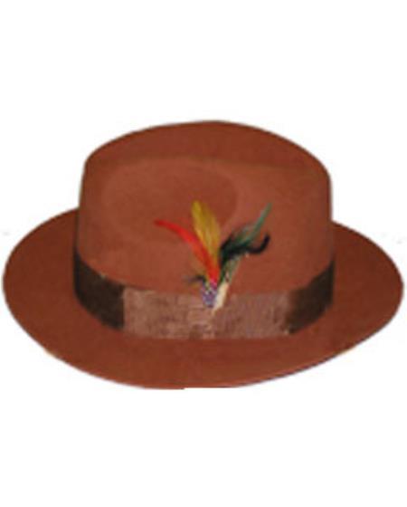 Untouchable copper brick Hat
