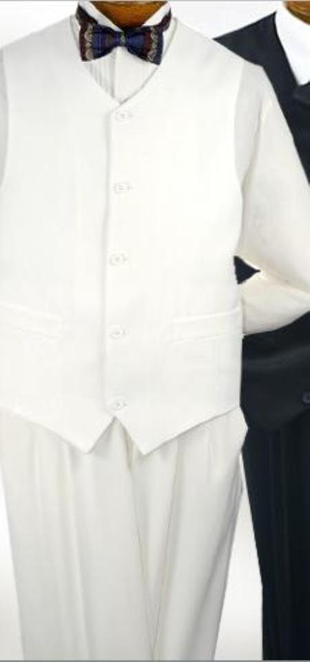 Matching Vest + Shirt