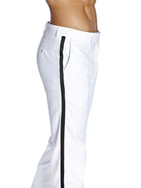 Mens White Classic Fit